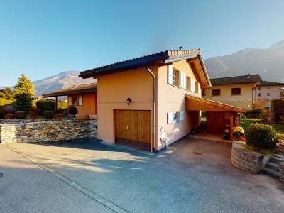 Superbe maison individuelle avec vue dégagée à Saillon image 1