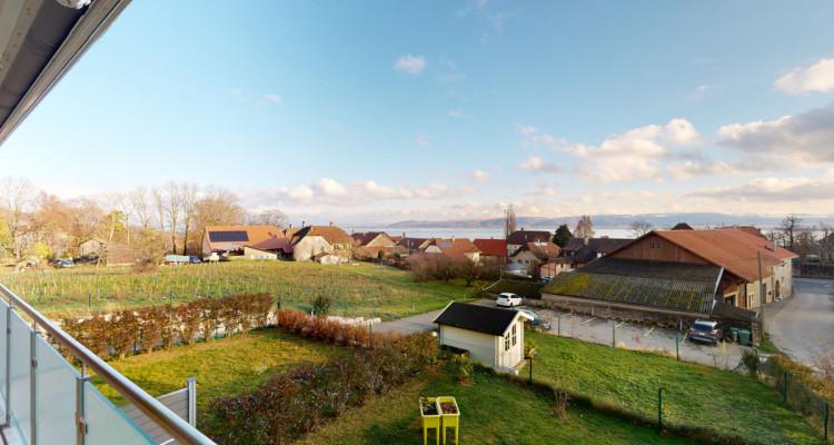 Bel appartement labélisé Minergie avec vue sur le lac ! image 1