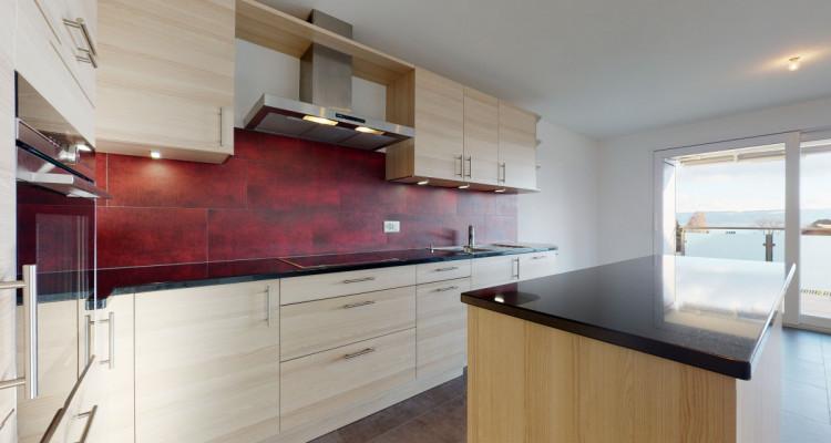 Bel appartement labélisé Minergie avec vue sur le lac ! image 3