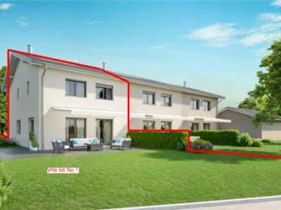 Villa contemporaine avec grand jardin, plein sud ! image 1