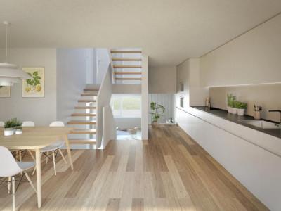 Superbe villa contemporaine contiguë de 5.5 pièces image 1