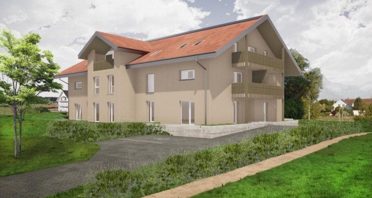 Appartement avec balcon plein sud. image 2