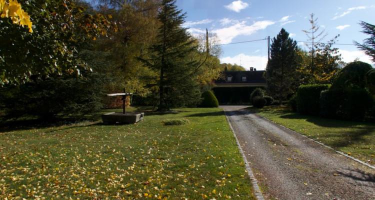 Propriété avec deux maisons individuelles sur 4006m2 de terrain en zone agricole. image 4