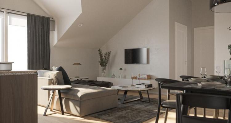 Magnifique attique neuf à Bogis-Bossey ! image 2