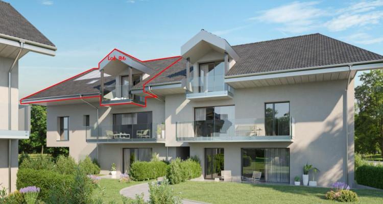 Magnifique attique neuf à Bogis-Bossey ! image 1