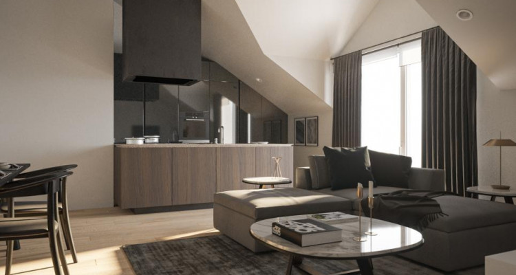 Magnifique attique neuf à Bogis-Bossey ! image 7