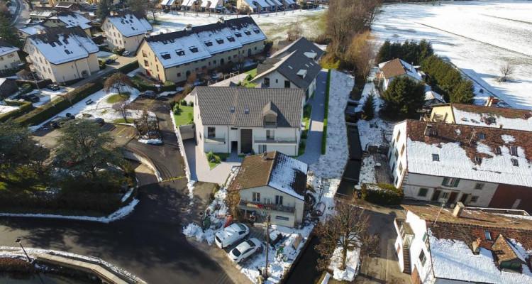 Magnifique attique neuf à Bogis-Bossey ! image 3
