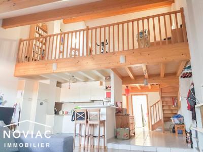 Magnifique attique de 120m2 avec mezzanine image 1