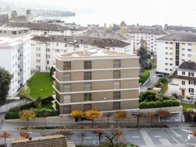 Résidence du Châtelard 9 appartements et un local commercial à Clarens image 1