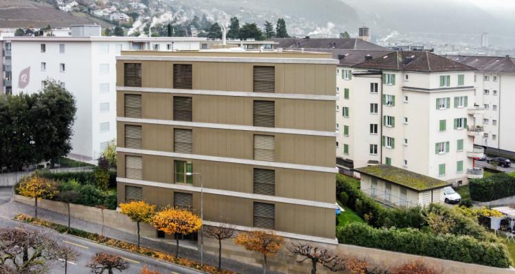 Résidence du Châtelard 9 appartements et un local commercial à Clarens image 2