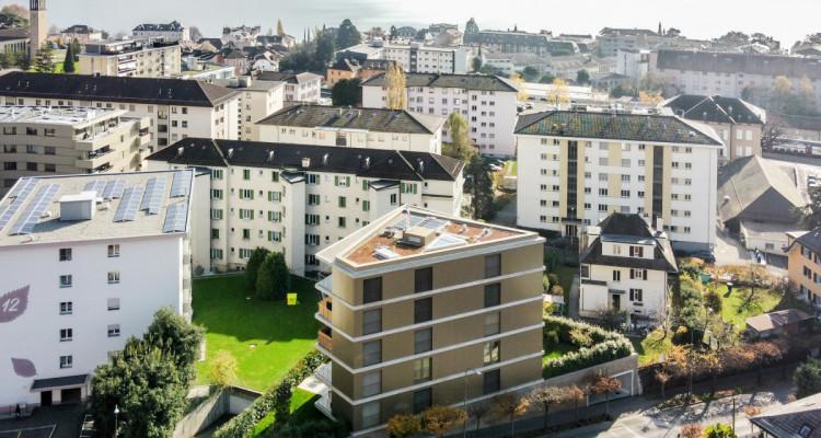 Résidence du Châtelard 9 appartements et un local commercial à Clarens image 3