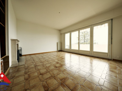 VISITE 3D/ Bel appartement 3,5 p / 2 chambres / SDB / 2 balcons et vue image 1