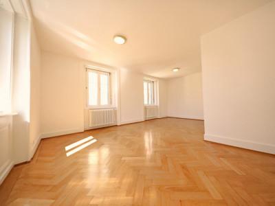 Magnifique attique traversant de 3,5 pièces / 2 chambres / proche gare image 1