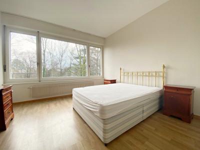 Magnifique appartement meublé de 3 pièces avec balcon / proche du lac  image 1