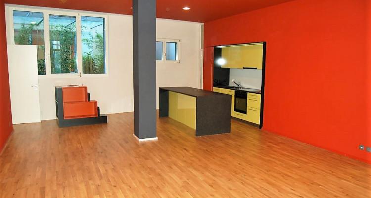 Sierre - Pradec - Loft design entièrement rénové - location/vente image 1