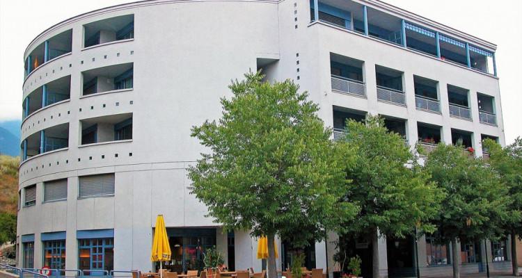Sierre - Pradec - Loft design entièrement rénové - location/vente image 2