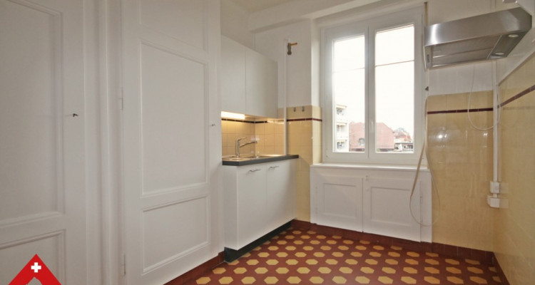 3D // Magnifique appartement 3,5 p / 2 chambres / SDB / Balcon  image 4