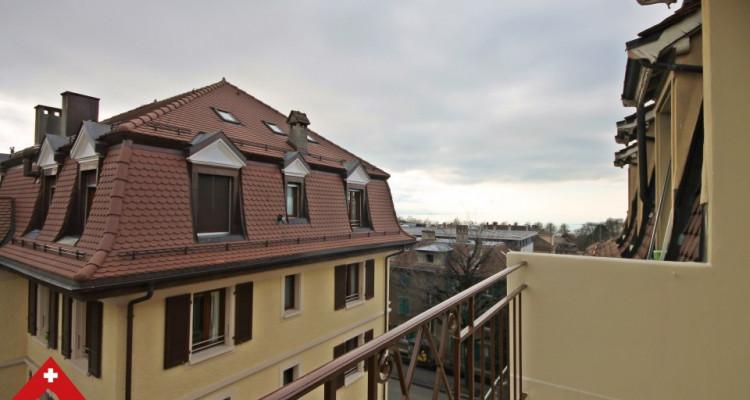 3D // Magnifique appartement 3,5 p / 2 chambres / SDB / Balcon  image 5