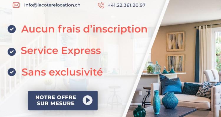 VISITE 3D / Magnifique appartement 3.5 p / 2 chambres / SDB / Balcon image 10