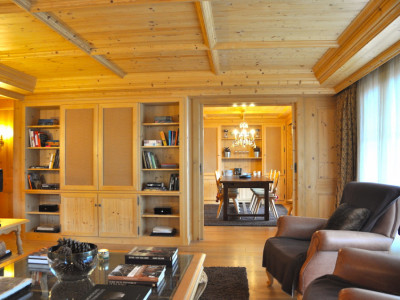 Fabulous 3-bedroom apartment in Crans-Montana image 1