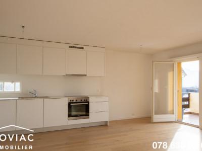Bel appartement 3.5 pièces rénové à Blonay image 1