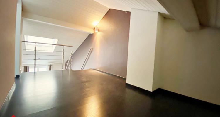 VISITE 3D / Superbe appartement duplex 4 p / 2 ch / SDB / 2 balcons  image 2