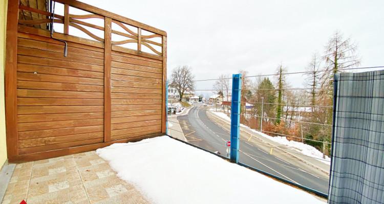 VISITE 3D / Superbe appartement duplex 4 p / 2 ch / SDB / 2 balcons  image 7