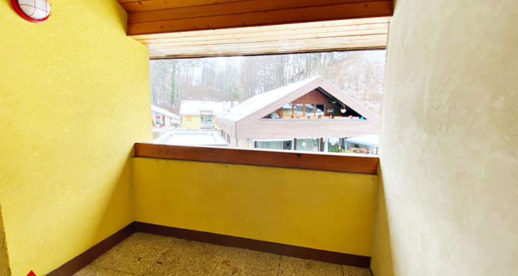 VISITE 3D / Superbe appartement duplex 4 p / 2 ch / SDB / 2 balcons  image 8
