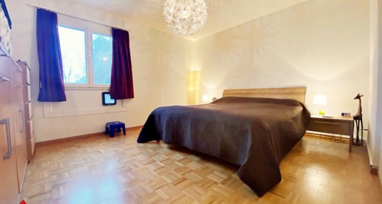 VISITE 3D / Magnifique appartement 3.5p / 2 chambres / SDB / Balcon image 5