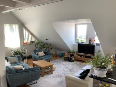 3D - Magnifique Duplex 6,5p / 4 chambres / Balcon - Jardin / Vue image 1