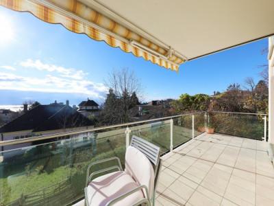 Magnifique 5,5p // 4 chambres // 2 SDB // Grand balcon - Vue image 1