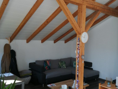 1er loyer offert ! Superbe 4.5 p / 3 chambres / 2 SDB / jardin / vue image 1