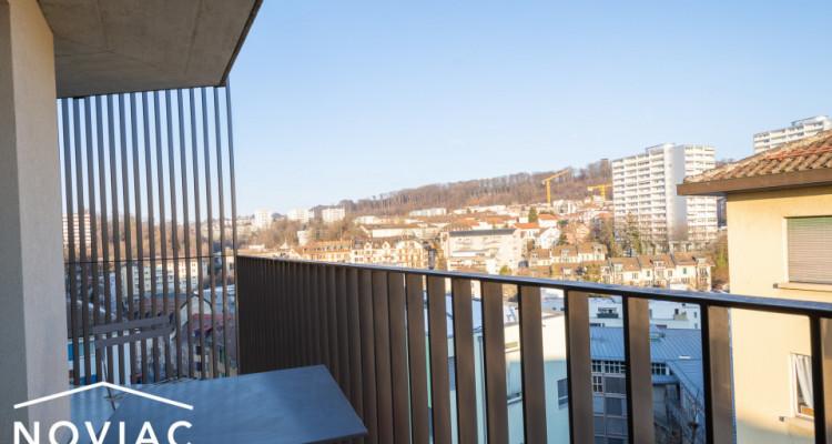 Magnifique 2.5 pièces lumineux avec balcon  image 8