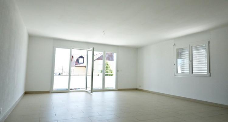 VISITE 3D // Magnifique 4,5 p / 3 chambres / 2 SDB / Balcon avec vue image 3