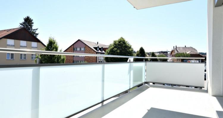 VISITE 3D // Magnifique 4,5 p / 3 chambres / 2 SDB / Balcon avec vue image 7