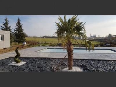 Superbe villa moderne sur 2500 m2 terrain avec piscine à Jussey 70500 image 1
