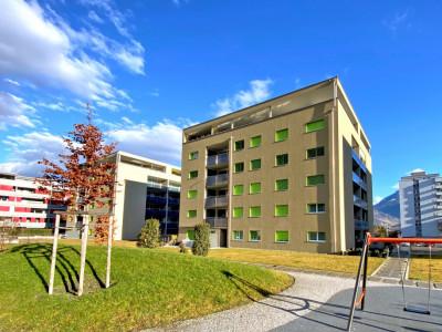 FOTI IMMO - 3,5 pièces au 4ème étage avec beau balcon - Minergie image 1