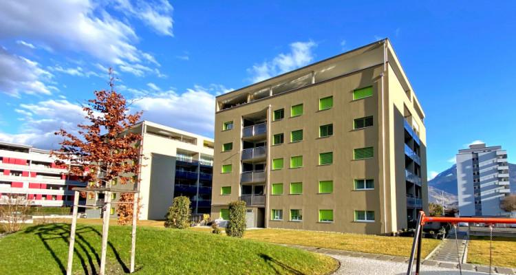 FOTI IMMO - Joli 3,5 pièces au 4ème étage avec beau balcon couvert ! image 1