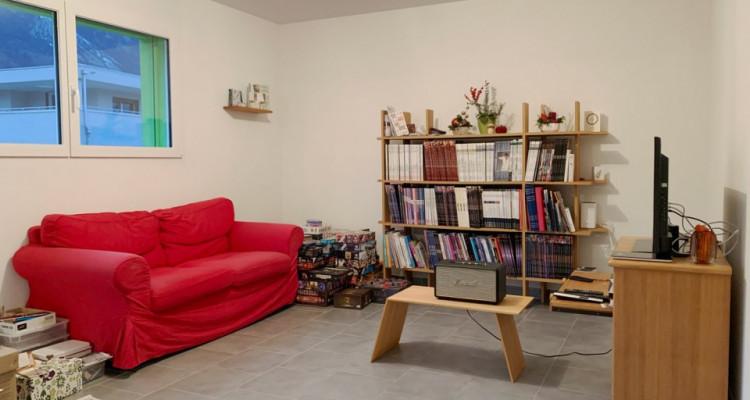 FOTI IMMO - Joli 3,5 pièces au 4ème étage avec beau balcon couvert ! image 3