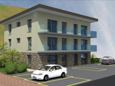 PROMOTION NEUVE - Appartement attique 2.5p sur plans - Aigle image 1