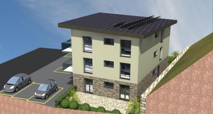 PROMOTION NEUVE - Appartement attique 2.5p sur plans - Aigle image 2