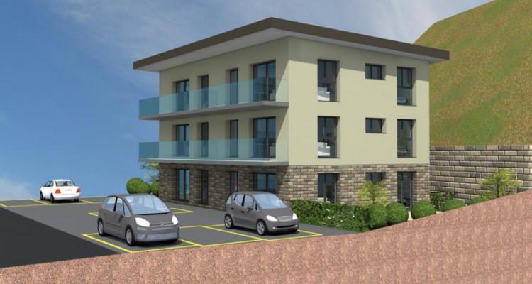 PROMOTION NEUVE - Appartement attique 2.5p sur plans - Aigle image 4