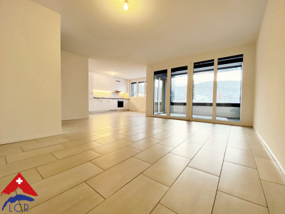 Magnifique appartement 3.5 p / 2 chambres / SDB / Balcon image 1
