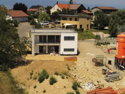 villa individuelle contemporaine image 1