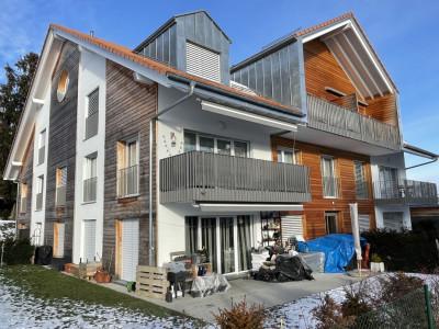 A moins de 5 minutes de la gare de Romont à saisir magnifique appartement de 4,5 pièces de 98,9 m2 image 1