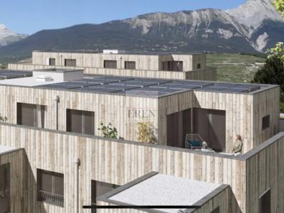 Attique 3,5 pièces neuf avec grande terrasse à Bramois (Sion) image 1