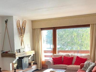 Bel appartement avec cheminée. Vente en SA image 1