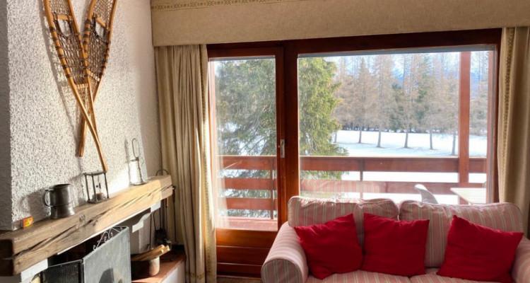 Bel appartement avec cheminée. Vente en SA image 2