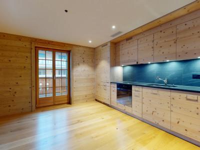 2½ Zimmer-Neubauwohnung im faszinierendem Chalet image 1