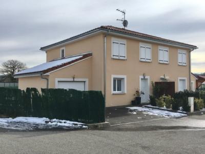 Coquette villa jumelée T6 à 10 minutes de Genève image 1
